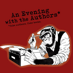 An Evening With The Authors podcast logo