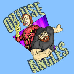 Obtuse Angles podcast logo